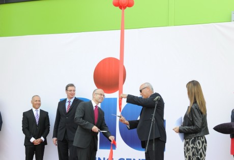 Launching of the first retail park in Novi Sad